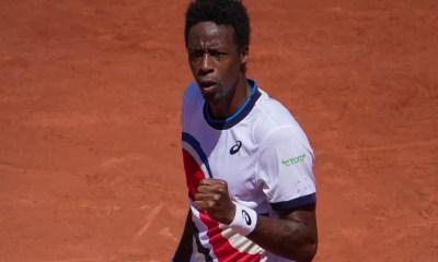 Roland-Garros : Gaël Monfils s'offre Albert Ramos-Vinolas après un match haletant