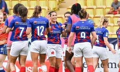 JO de Tokyo - Rugby à 7 : les Bleues connaissent leurs adversaires