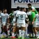 Top 14 - Le Racing 92 enlève le derby face au Stade Français et file en demi-finales