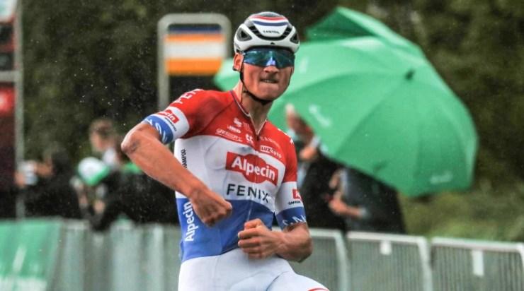 Tour de Suisse 2021 : Mathieu van der Poel double la mise sur la 2ème étape