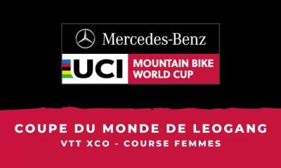 VTT XCO - Leogang : le classement de la course femmes