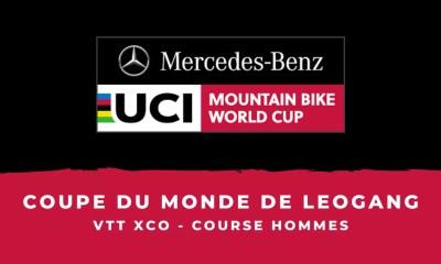 VTT XCO - Leogang : le classement de la course hommes