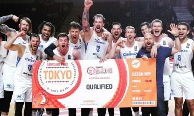 Basket - JO de Tokyo La République Tchèque retrouvera la France, les poules connues