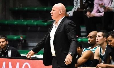Betclic Élite : Laurent Vila reprend en main le destin de Cholet