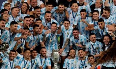 Copa América : Lionel Messi triomphe enfin avec l'Argentine