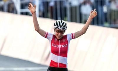 JO Tokyo 2020 – Cyclisme sur route: Anna Kiesenhofer s'offre l'or à la surprise généraleJO Tokyo 2020 – Cyclisme sur route: Anna Kiesenhofer s'offre l'or à la surprise générale