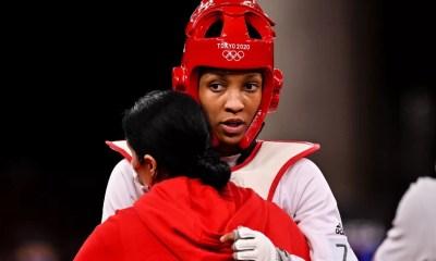 JO Tokyo 2020 – Taekwondo Althéa Laurin remporte la médaille de bronze