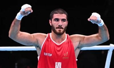 JO Tokyo 2020 - Boxe : Mourad Aliev file en quarts de finale