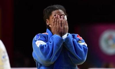 JO Tokyo 2020 - Judo : Sarah-Léonie Cysique en finale des - de 57 kg