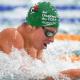 JO Tokyo 2020 - Natation Léon Marchand 6ème de la finale du 400m 4 nages