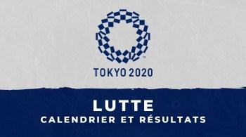 Lutte – Jeux Olympiques de Tokyo calendrier et résultats