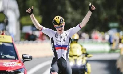 Tour de France 2021 : Matej Mohoric double la mise sur la 19ème étape