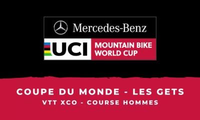 VTT XCO - Les Gets - Le classement de la course hommes