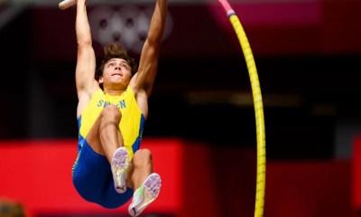 JO Tokyo 2020 - Athlétisme - Perche Armand Duplantis titré, Renaud Lavillenie 8ème