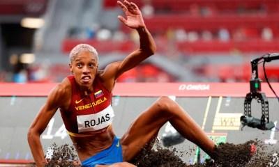 JO Tokyo 2020 - Athlétisme Une Yulimar Rojas championne olympique du triple saut