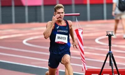 """Kevin Mayer : """"Je ne prends aucun plaisir, je donne tout et je vais aller au bout"""""""