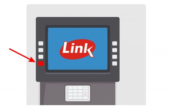 ATM Link Merah Putih Himbara