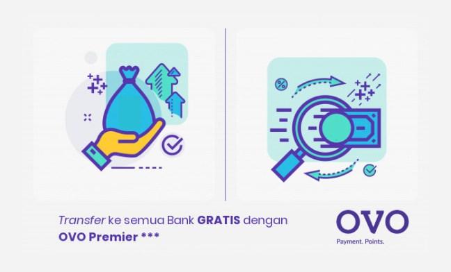 Transfer Gratis OVO Premier