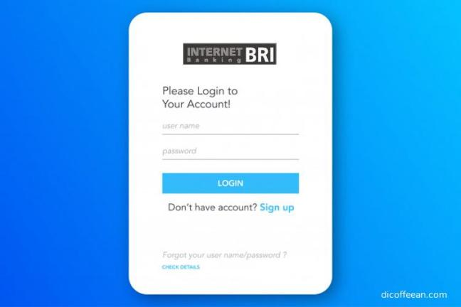 Cara mengetahui user ID BRI