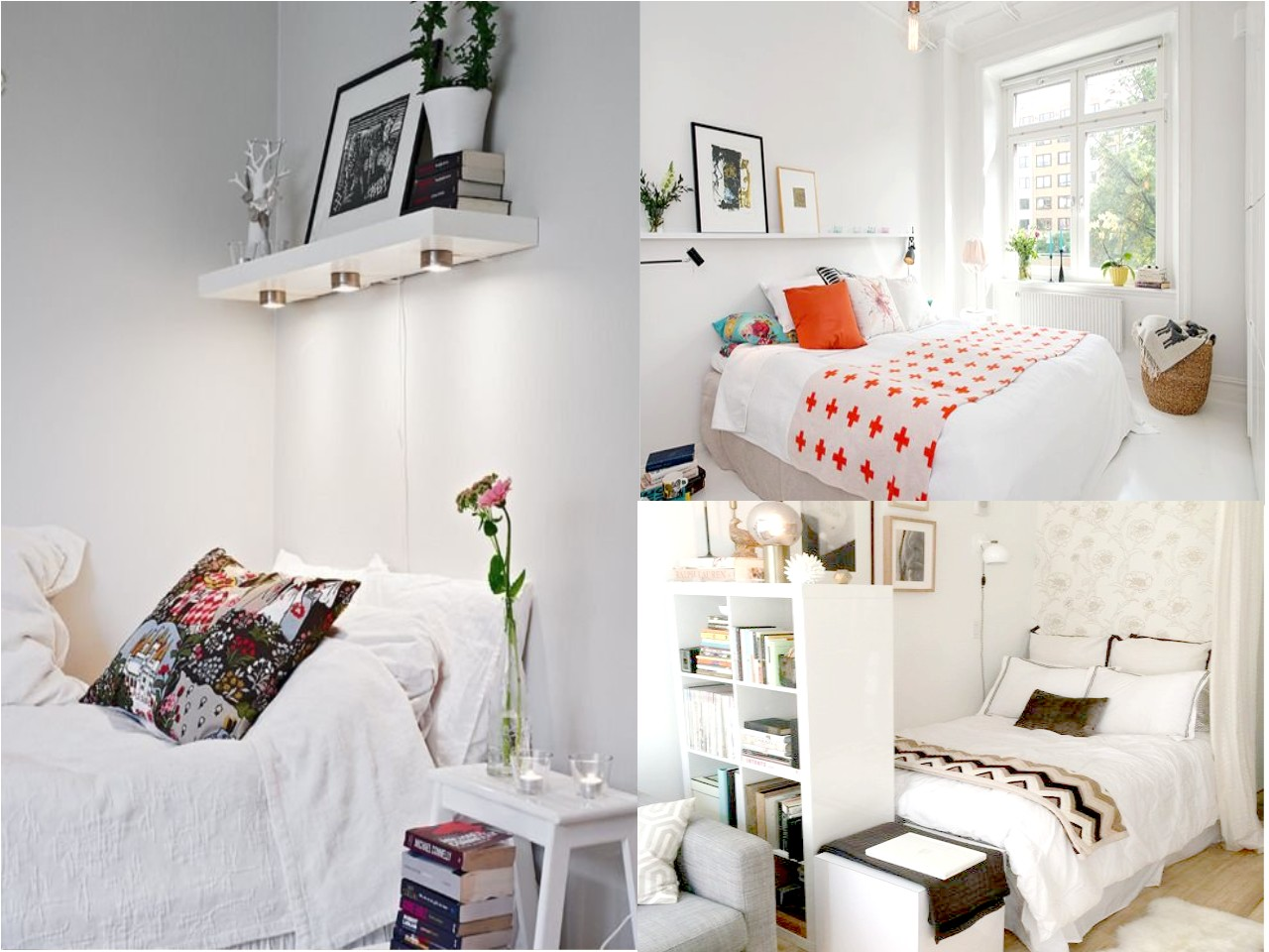 Muebles para habitaciones pequenas decorasi for Muebles para piezas pequenas