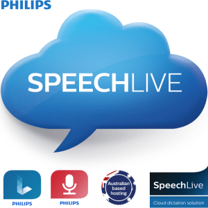 Philips Speechlive Australia