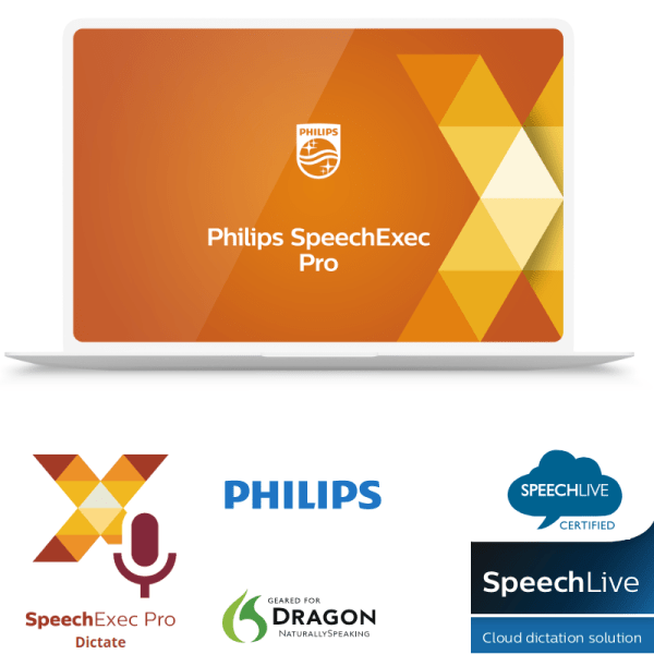 Buy or renew your Philips SpeechExec Pro v11 Dictate 2 year subscription licence