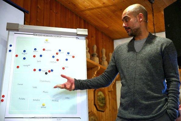Hammer and Anvil: Guardiola Masterclass in Creating