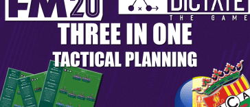 FM20 Tactical Planning