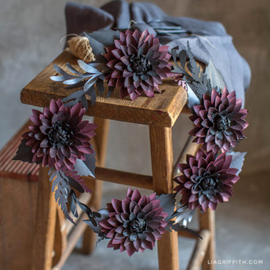 wreath template pdf # 74