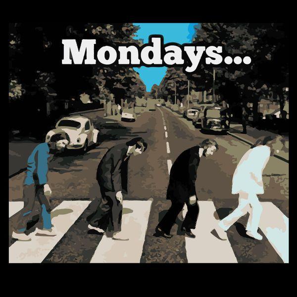 Monday morning menorah mashup