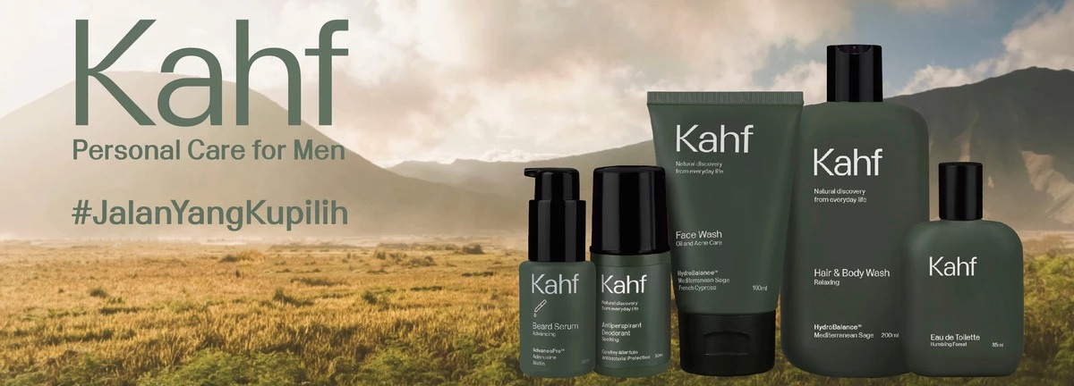 Review brand lokal: Kahf