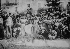 Antrodoco, Carnevale, 1939