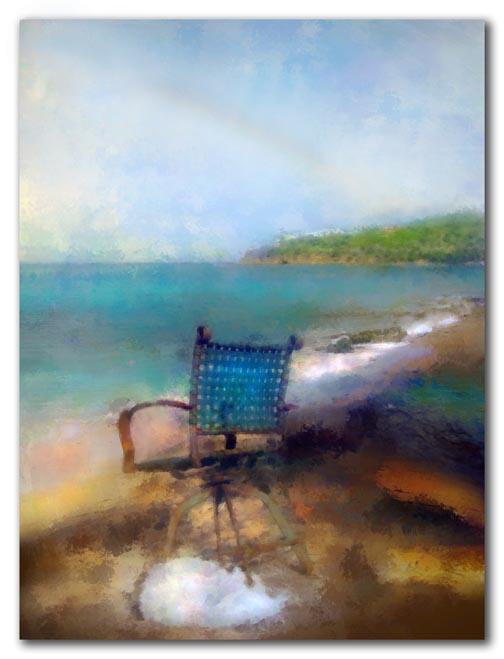 Beach Barstool