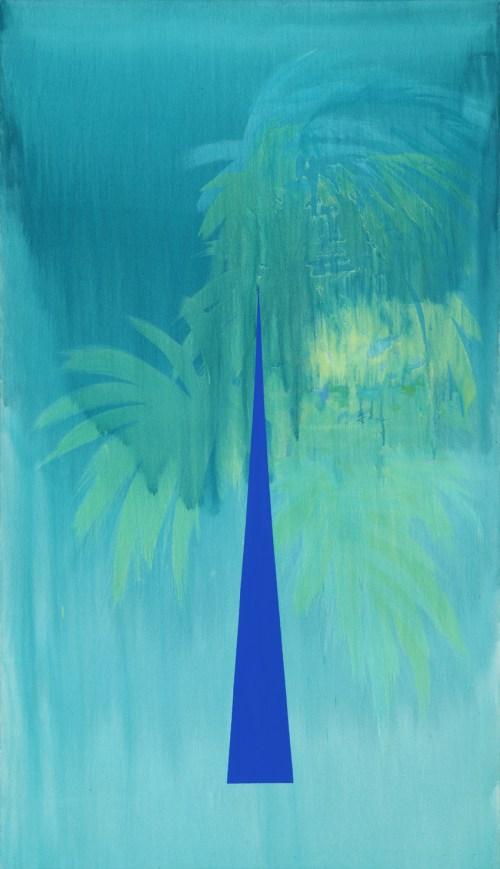 Pintura, Obra Azul de Magdalena Rantica