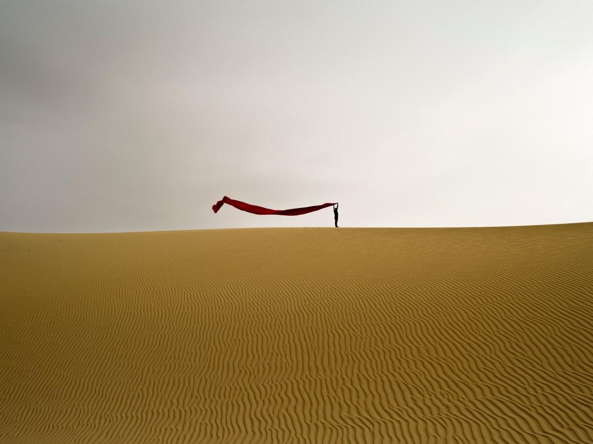 Fotografía color digital del artista Alfredo De Stefano