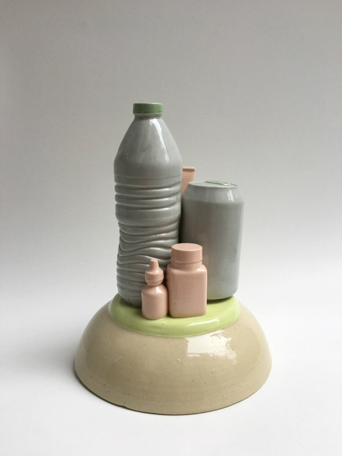 cerámica esmaltada