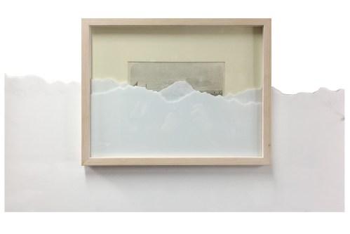 Obra Extensión atmosferica de Alejandro Pintado