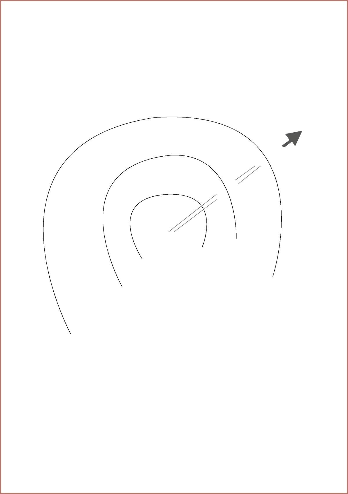 Dibujo Digital, las cosas infintas #12 de Fernanda Barreto