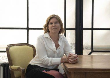 Martina Santillan curadora de arte
