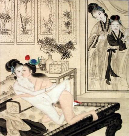 Education sexuelles à la chinoise