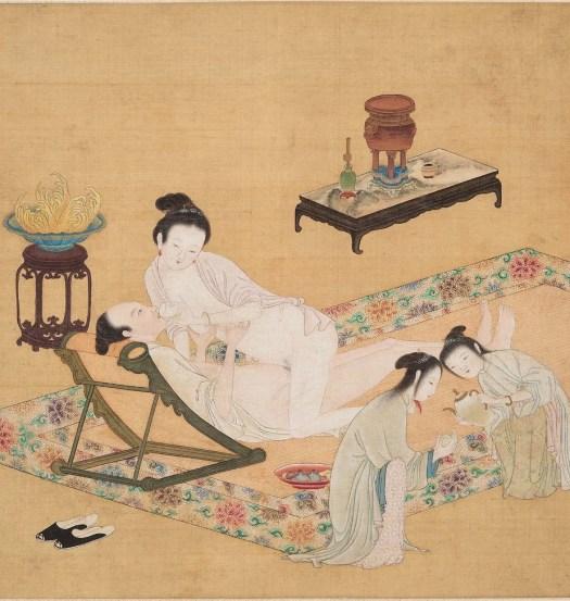 Taoïsme et galipettes.