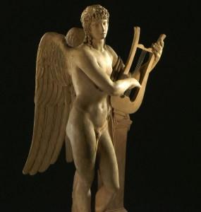 Eros, le dieu aux trois sexes