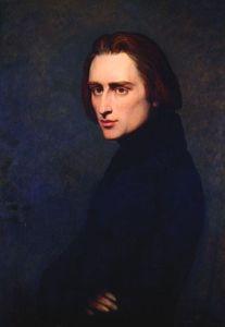 Franz Liszt séducteur