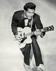 Chuck Berry vie sexuelle