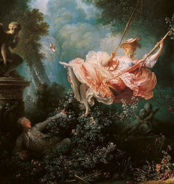 Fragonard, escarpolette