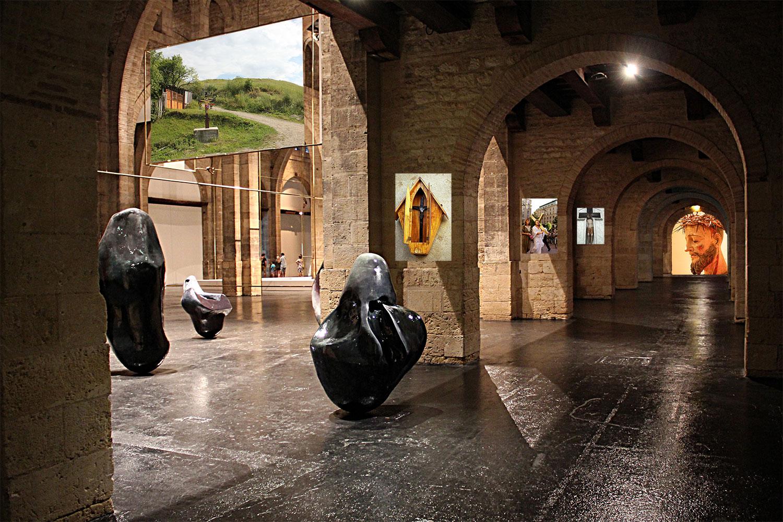 Jésus au CAPC, le musée d'art contemporain de Bordeaux