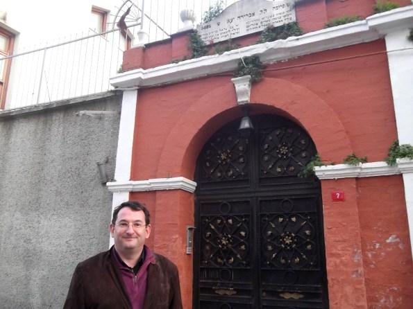 ahrida Synagog