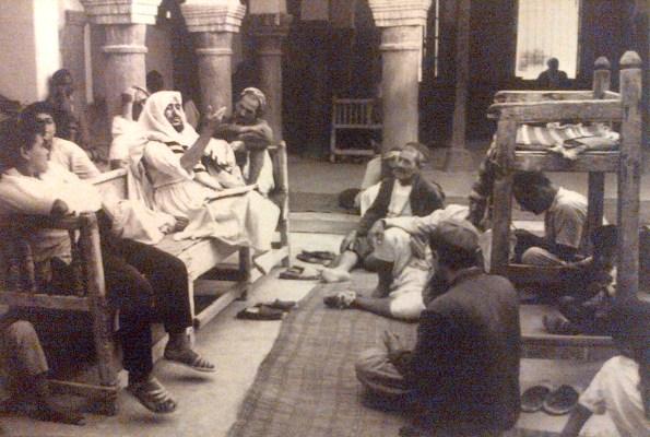 Synagogue en Tunisie, le pays de Gérard Haddad