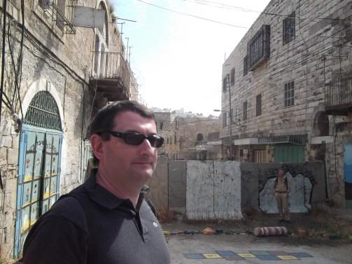 Hébron AL Shuada Street