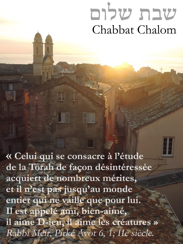 chabbat-chalom